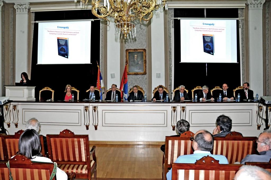 Promocija monografije u Rektoratu